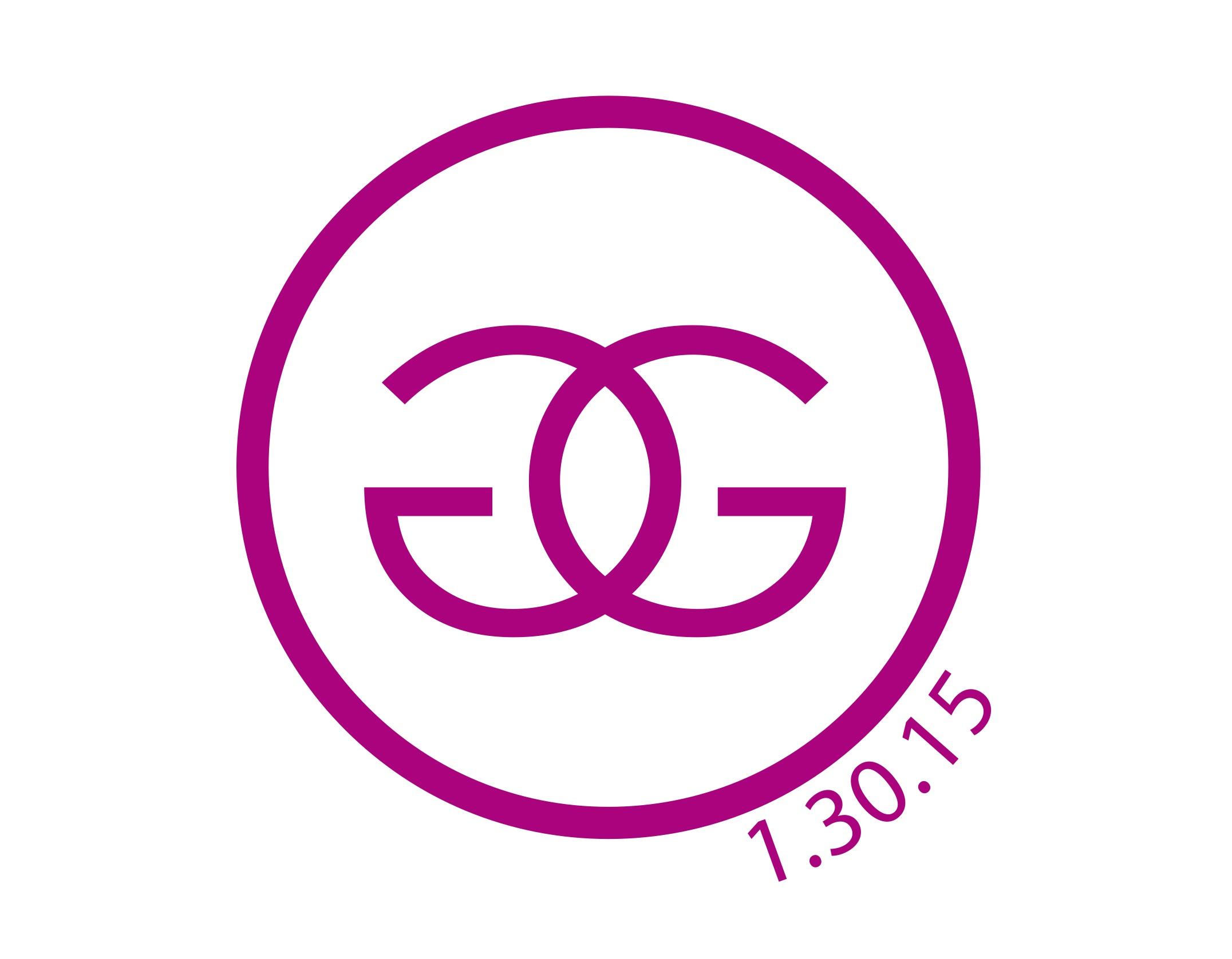 GG Circle Date Logo