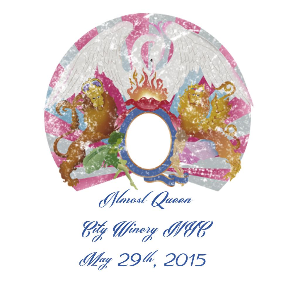 Queen Concert Logo for Print